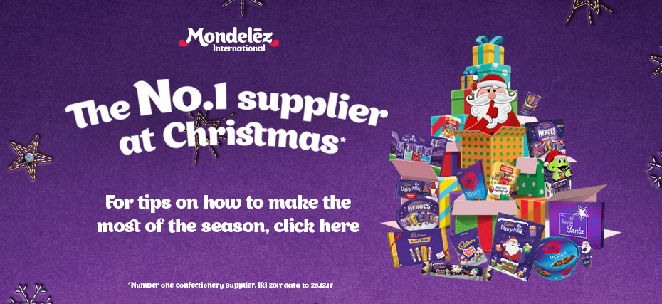 The No.1 Supplier at Christmas