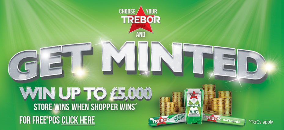 Trebor Get Minted - For Free POS Click here