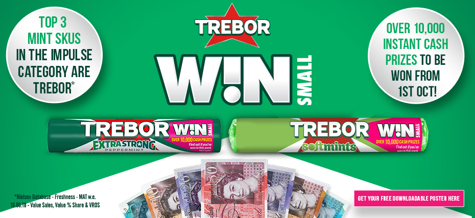 Trebor Win Small