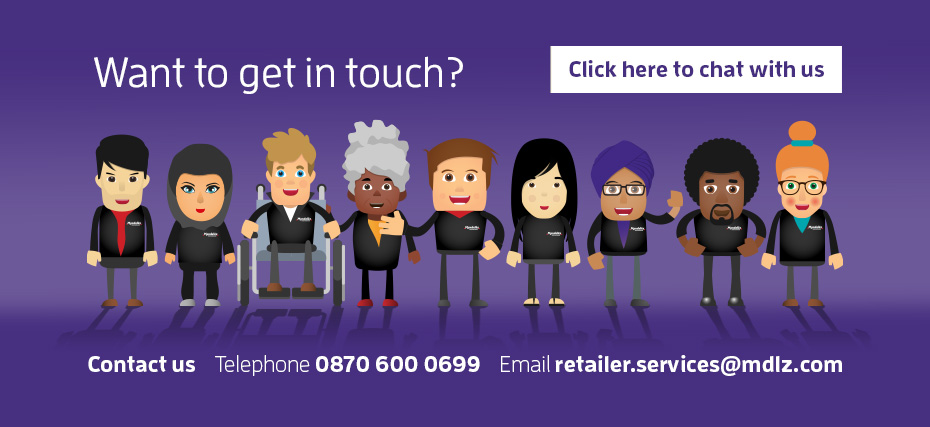 Want to get in touch? Click here to chat with us