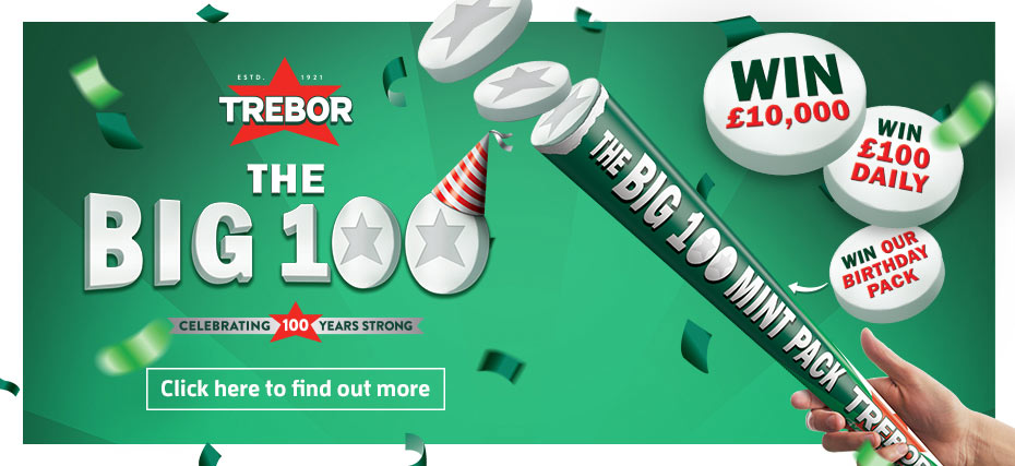 100 years strong! Britain's number one mint brand celebrates centenary in latest promotion