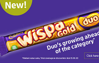 Top-Selling Cadbury Bar Launches in Duos Format