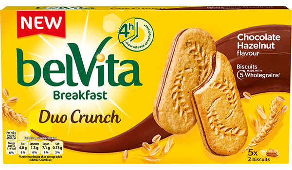 belVita Duo Crunch