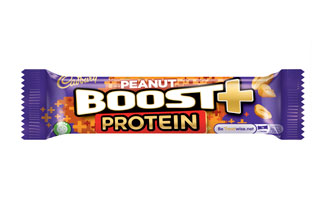 Cadbury BOOSTS Protein Range With New Peanut Variant