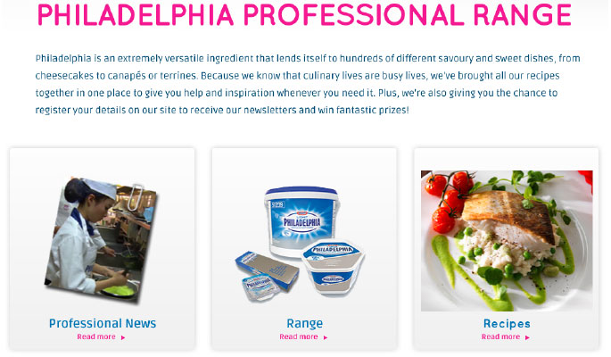 Philadelphia Professional Site