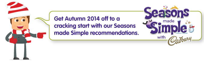Seasons made simple - Autumn 2014