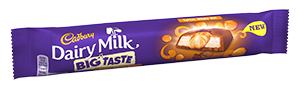 Cadbury Big Taste Toffee Whole Nut