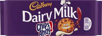 Cadbury Dairy Milk Chips Ahoy!